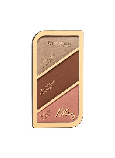 Rimmel London Kate Sculpting & Highlighting Kit Golden Bronze-Rimmel London
